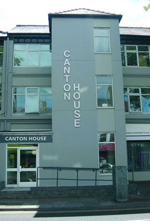 Our Office in Cardiff